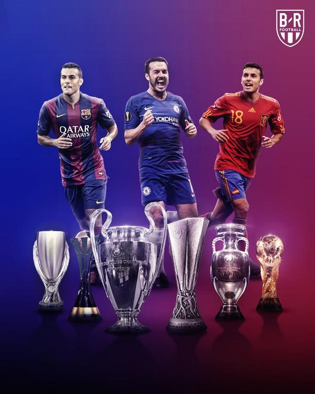 Vô địch Europa League, sao Chelsea hoàn thiện bộ sưu tập danh hiệu có một không hai trong lịch sử, đến Ronaldo và Messi cũng phải chào thua - Ảnh 1.