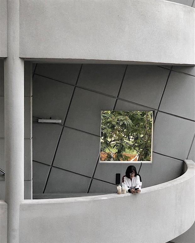 """5 trường Đại học sống ảo """"xịn"""" nhất Sài Gòn, cứ đứng vào là có ngay hình nghìn like khiến ai cũng gato - Ảnh 17."""