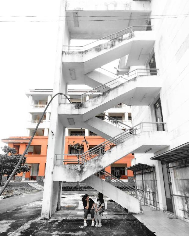 """5 trường Đại học sống ảo """"xịn"""" nhất Sài Gòn, cứ đứng vào là có ngay hình nghìn like khiến ai cũng gato - Ảnh 28."""