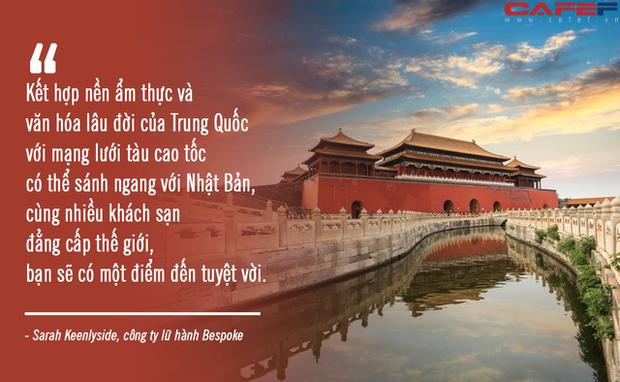 Xu hướng du lịch xa xỉ tại Trung Quốc khiến giới nhà giàu phương Tây mê như điếu đổ: Mở tiệc giữa sa mạc, đi thăm nhà máy hạt nhân, tất cả đều được đáp ứng! - Ảnh 3.