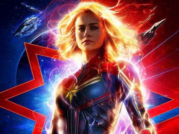 CÓ THỂ BẠN CHƯA BIẾT: X-Men: Dark Phoenix đã phải quay lại đoạn kết vì quá giống với phim của chị đại Captain Marvel - Ảnh 3.