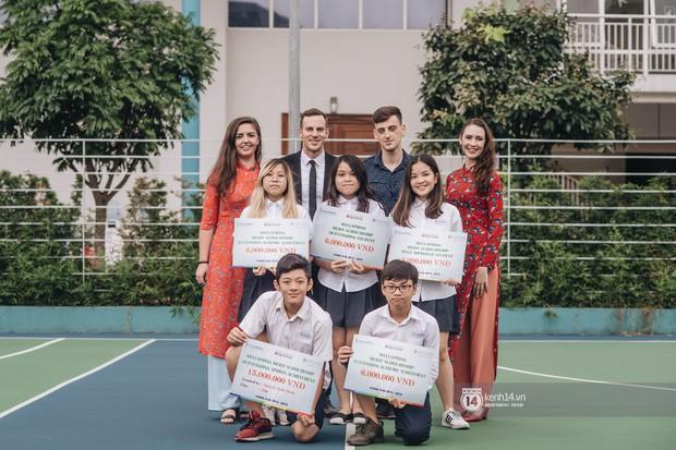 Đẳng cấp lễ bế giảng trường Phổ thông song ngữ tại Hà Nội: Nhìn thôi cũng thấy mê rồi - Ảnh 12.
