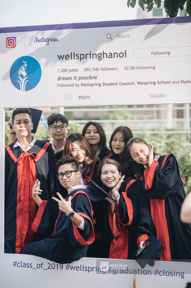 Đẳng cấp lễ bế giảng trường Phổ thông song ngữ tại Hà Nội: Nhìn thôi cũng thấy mê rồi - Ảnh 8.