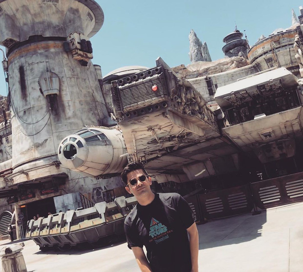 Sắp lộ diện công viên chủ đề Star Wars y hệt trong phim khiến các fan Disney đứng ngồi không yên - Ảnh 22.