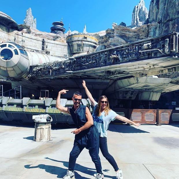 Sắp lộ diện công viên chủ đề Star Wars y hệt trong phim khiến các fan Disney đứng ngồi không yên - Ảnh 1.