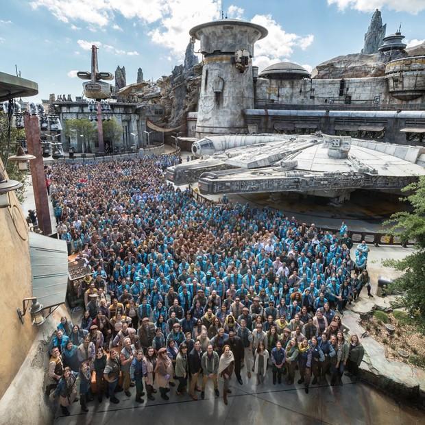 Sắp lộ diện công viên chủ đề Star Wars y hệt trong phim khiến các fan Disney đứng ngồi không yên - Ảnh 3.