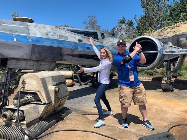 Sắp lộ diện công viên chủ đề Star Wars y hệt trong phim khiến các fan Disney đứng ngồi không yên - Ảnh 12.