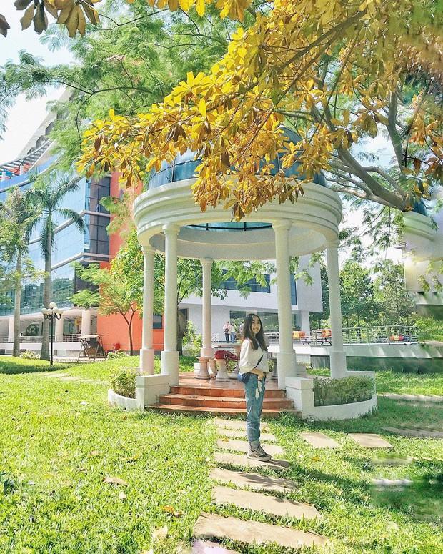 """5 trường Đại học sống ảo """"xịn"""" nhất Sài Gòn, cứ đứng vào là có ngay hình nghìn like khiến ai cũng gato - Ảnh 40."""