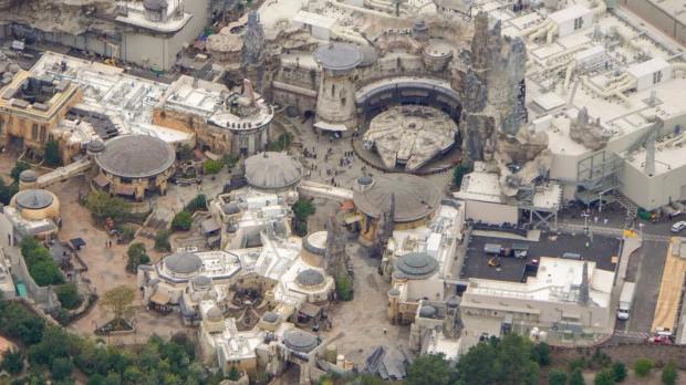 Sắp lộ diện công viên chủ đề Star Wars y hệt trong phim khiến các fan Disney đứng ngồi không yên - Ảnh 6.