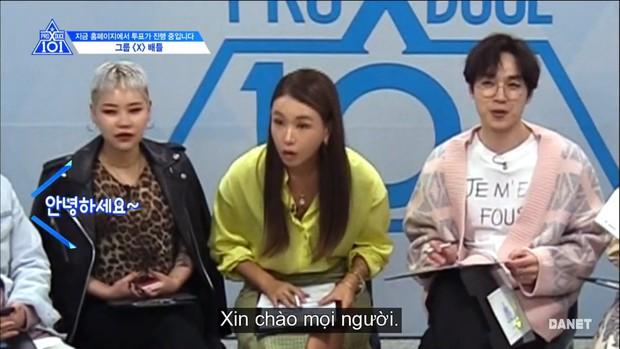 HLV nổi tiếng sắt đá của Produce X 101 cũng phải mềm tim trước Lee Dong Wook - Ảnh 2.
