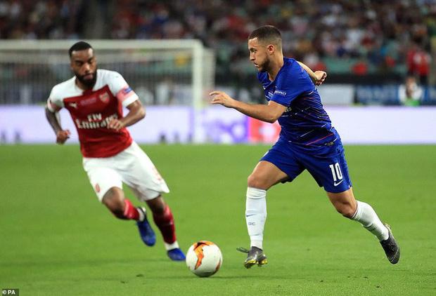 Dư âm chung kết Europa League: Tạm biệt Eden Hazard, sát thủ lạnh lùng với trái tim nồng ấm - Ảnh 2.
