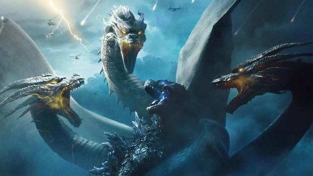 Review Godzilla: Đế Vương Bất Tử màn đấu vật dài 2 tiếng của những quái thú siêu to khổng lồ - Ảnh 2.