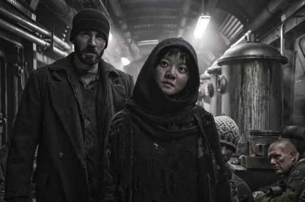 """Đẳng cấp đạo diễn Bong Joon Ho: Đưa Song Kang Ho một bước thành sao, biến """"Đội trưởng Mỹ"""" Chris Evans thành kẻ nổi loạn - Ảnh 14."""