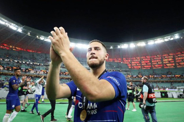 Dư âm chung kết Europa League: Tạm biệt Eden Hazard, sát thủ lạnh lùng với trái tim nồng ấm - Ảnh 3.