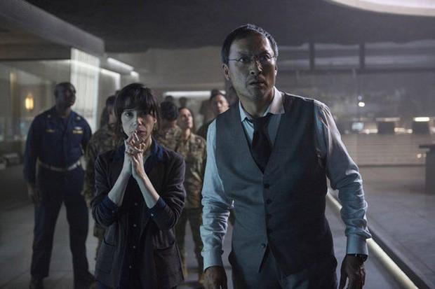 Review Godzilla: Đế Vương Bất Tử màn đấu vật dài 2 tiếng của những quái thú siêu to khổng lồ - Ảnh 9.