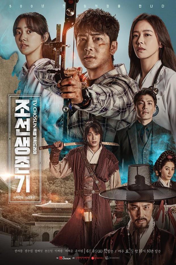 Phim Hàn tháng 6: Chấp nhận đánh khối hi sinh nhan sắc, Song Joong Ki có đè bẹp được dàn nam thần mỹ nữ này? - Ảnh 19.