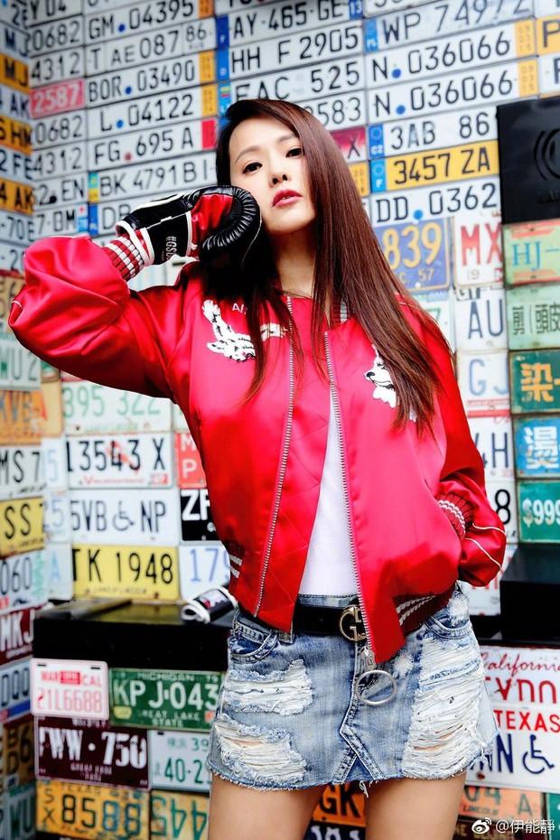 Y Năng Tịnh: Nữ thần nhan sắc xinh đẹp nhất xứ Đài, U50 nhưng ai cũng ngỡ tưởng là mới chỉ đôi mươi - Ảnh 10.