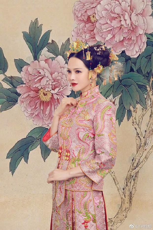 Y Năng Tịnh: Nữ thần nhan sắc xinh đẹp nhất xứ Đài, U50 nhưng ai cũng ngỡ tưởng là mới chỉ đôi mươi - Ảnh 13.