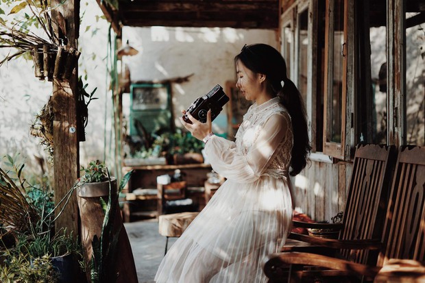 Nữ giảng viên Bình Dương xinh đẹp hơn cả idol Hàn Quốc khiến chẳng trò nào dám nỡ lòng nào trốn tiết! - Ảnh 6.