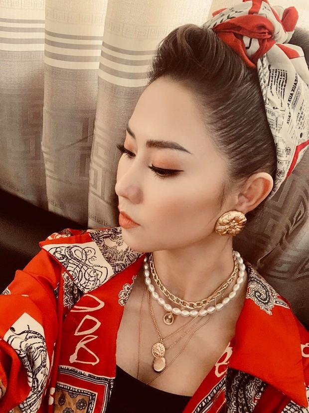 Danh tính MC mới của Confetti Việt Nam: Mỹ nhân cùng thời Hà Tăng, từng gây xôn xao với chiếc mũi lệch xiêu vẹo - Ảnh 9.