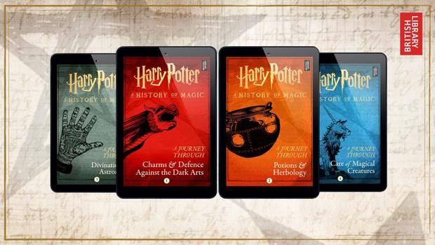 Tin được không: J. K. Rowling sắp trở lại với 4 quyển sách mới tinh về thế giới pháp thuật Harry Potter! - Ảnh 4.