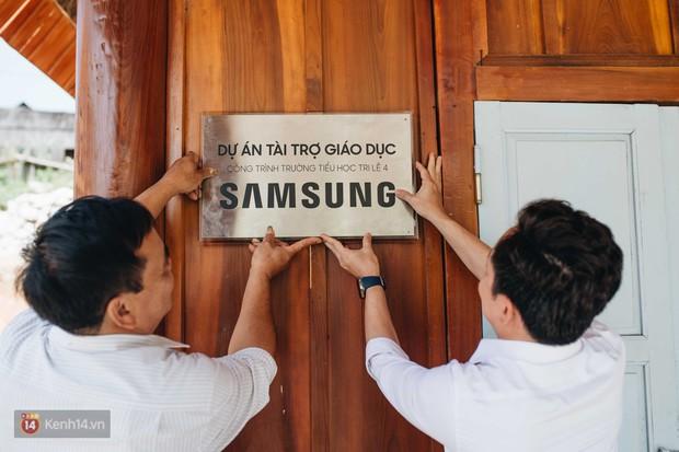 Samsung Việt Nam chắp cánh ước mơ tri thức cho trẻ em vùng cao Tri Lễ - Ảnh 3.