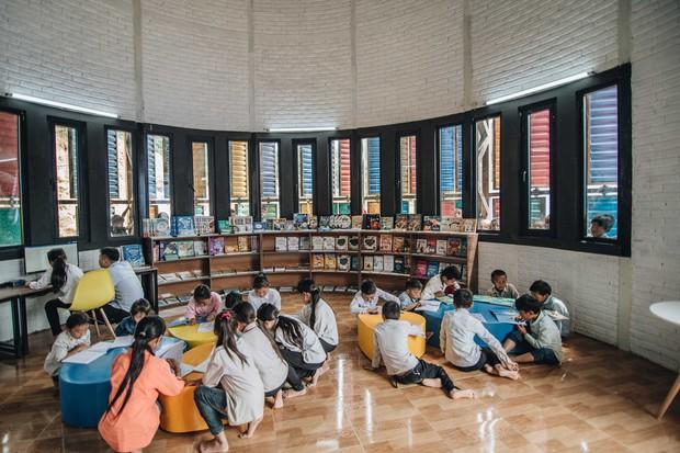 Samsung Việt Nam chắp cánh ước mơ tri thức cho trẻ em vùng cao Tri Lễ - Ảnh 6.