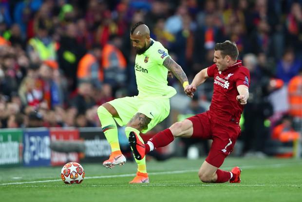 Chặng đường vào chung kết Champions League của Liverpool: Như một bộ phim bom tấn hành động! - Ảnh 7.