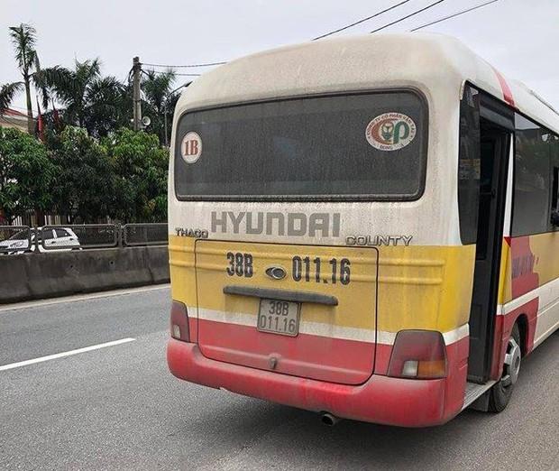 Thông tin mới vụ tài xế xe buýt đánh nữ hành khách chảy máu mũi vì chụp ảnh xe đánh võng - Ảnh 2.