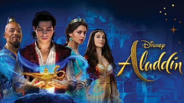 Chịu hết nổi level đu trend của Grab: Update ứng dụng hát nhép nhạc phim Aladdin siêu lầy - Ảnh 2.