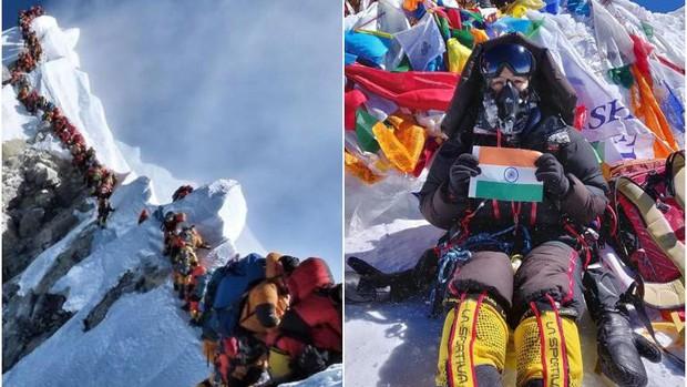 Tắc đường ở Everest: Ký ức kinh hoàng đầy ám ảnh của cô gái trở về từ cõi chết và những mặt tối đáng sợ bị bóc trần - Ảnh 1.