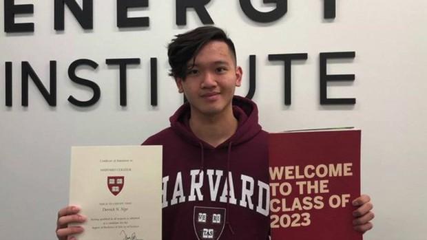 Nam sinh gốc Việt vô gia cư trúng tuyển vào ĐH Harvard: Mồ côi cha, mẹ vào tù vì cờ bạc, phải sống vạ vật ngoài đường - Ảnh 1.
