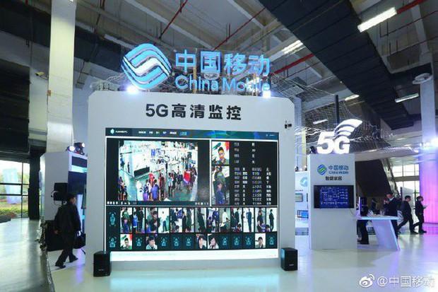 Trung Quốc tung video phô diễn sức mạnh của các thiết bị 5G khi truy bắt tội phạm - Ảnh 4.