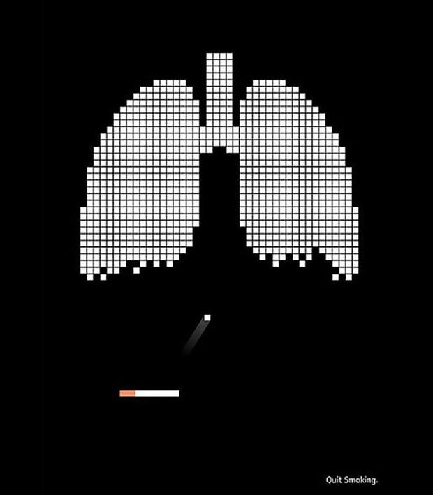 Chùm ảnh biết nói cho thấy tác hại kinh khủng của thuốc lá khiến cả những người không hút thuốc cũng phải suy ngẫm - Ảnh 5.