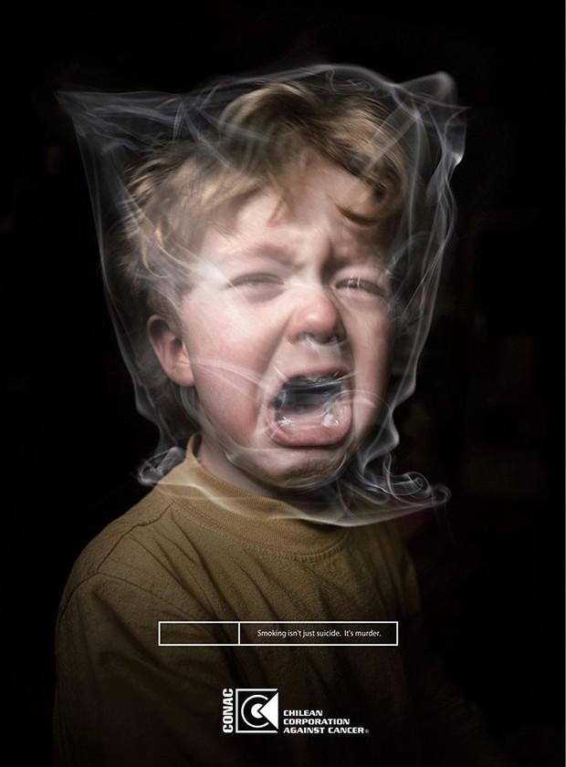 Chùm ảnh biết nói cho thấy tác hại kinh khủng của thuốc lá khiến cả những người không hút thuốc cũng phải suy ngẫm - Ảnh 7.