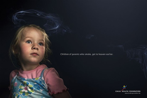 Chùm ảnh biết nói cho thấy tác hại kinh khủng của thuốc lá khiến cả những người không hút thuốc cũng phải suy ngẫm - Ảnh 10.