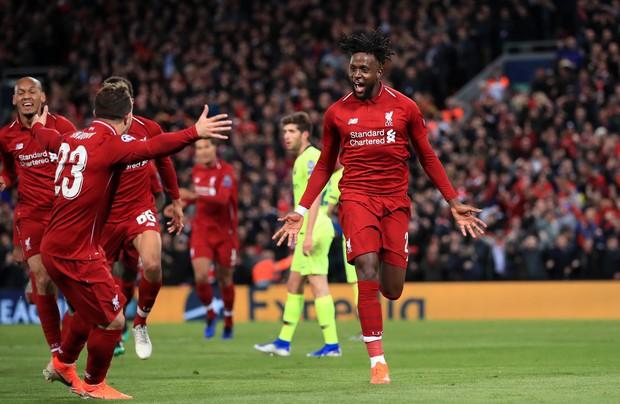 Chặng đường vào chung kết Champions League của Liverpool: Như một bộ phim bom tấn hành động! - Ảnh 10.