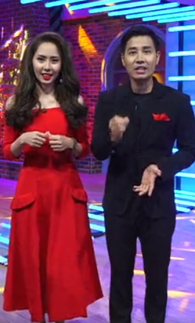Confetti: MC Tường Vi lộ diện bên cạnh Nguyên Khang, không câu giờ như thường lệ - Ảnh 2.