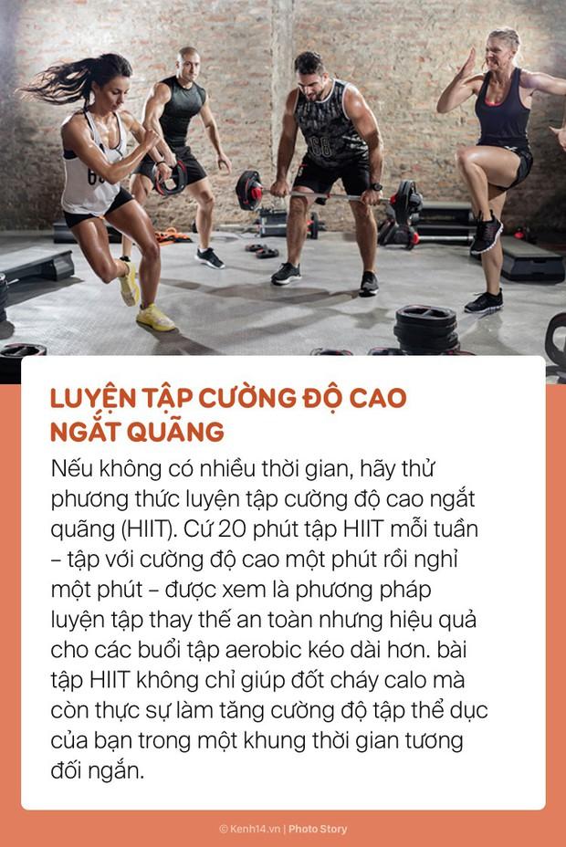 Nếu chán tập gym hãy thử những bài tập này giúp giảm cân hiệu quả - Ảnh 3.