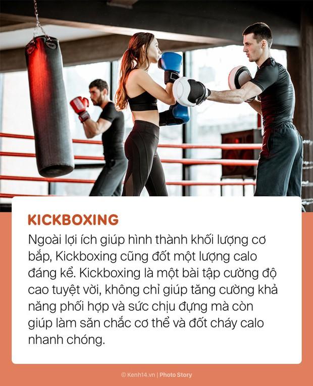 Nếu chán tập gym hãy thử những bài tập này giúp giảm cân hiệu quả - Ảnh 9.