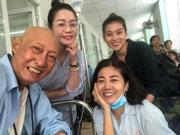 Mai Phương tiếp thêm sức mạnh cho bệnh nhân ung thư sau sự ra đi của nghệ sĩ Lê Bình - Ảnh 2.