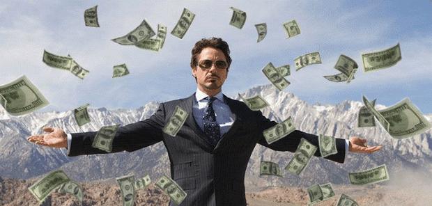 """Chuyện cát-xê ở Marvel: Iron Man """"chấm công"""" theo doanh thu, Captain America chắc ăn lãnh """"lương cứng""""? - Ảnh 8."""
