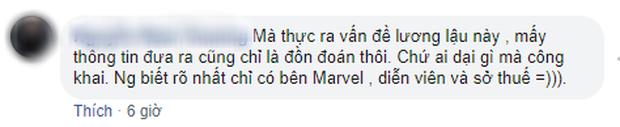 """Chuyện cát-xê ở Marvel: Iron Man """"chấm công"""" theo doanh thu, Captain America chắc ăn lãnh """"lương cứng""""? - Ảnh 10."""