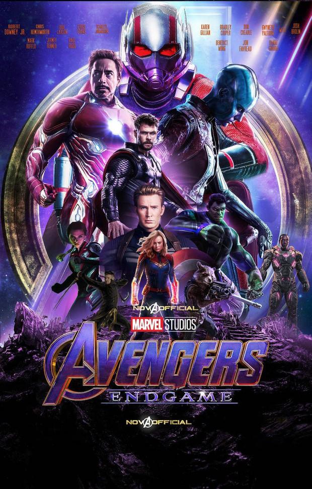 7 ngày húp trọn 200 tỷ, Avengers: Endgame vô đối doanh thu tại Việt Nam, liệu có cơ hội lên 300 tỷ? - Ảnh 2.