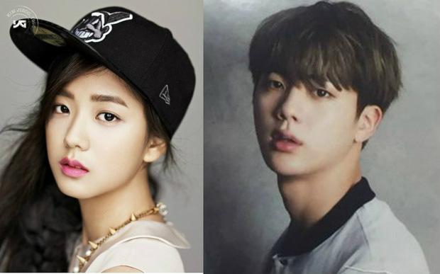 5 điểm trùng hợp khó tin của idol cực phẩm Jisoo (BLACKPINK) và Jin (BTS): Trông như sinh đôi, gia thế tựa họ hàng - Ảnh 5.