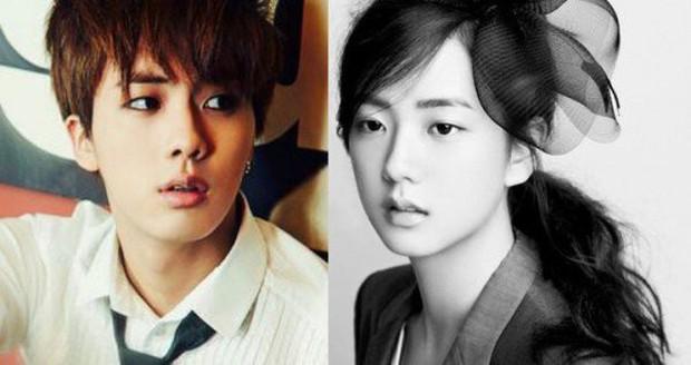 5 điểm trùng hợp khó tin của idol cực phẩm Jisoo (BLACKPINK) và Jin (BTS): Trông như sinh đôi, gia thế tựa họ hàng - Ảnh 6.