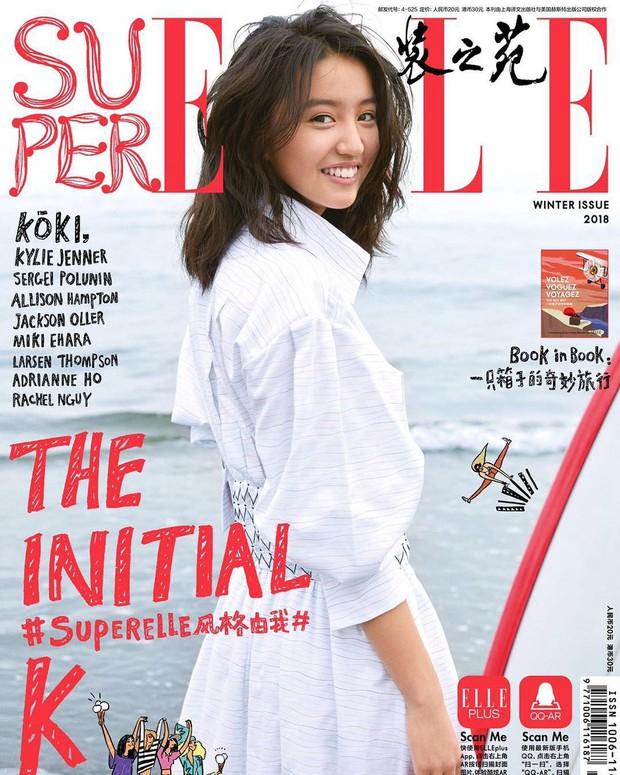 Mẫu nữ 16 tuổi bỗng được Dispatch để ý: Đẹp hiếm có, body khó tin, ai ngờ là con gái tài tử quyền lực nhất Nhật Bản - Ảnh 11.