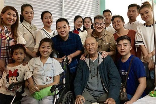 Mai Phương tiếp thêm sức mạnh cho bệnh nhân ung thư sau sự ra đi của nghệ sĩ Lê Bình - Ảnh 3.