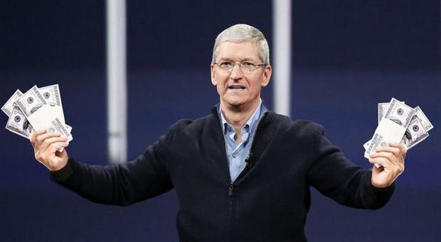 Sửng sốt với độ giàu của Apple: Nhiều tiền tới nỗi gần bằng cả nền kinh tế Việt Nam năm 2018 - Ảnh 2.