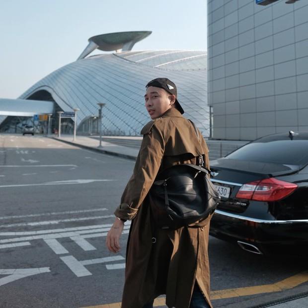 Đi du lịch Hàn Quốc cùng nhau, Salim và Phí Phương Anh lầy lội hết sức trong loạt story của Hoàng Ku  - Ảnh 6.